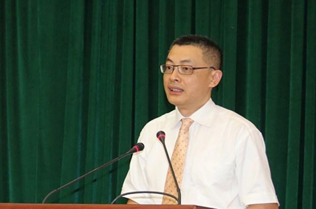 越南大使:阮富仲访柬将推动越柬关系迈上新高度 hinh anh 1
