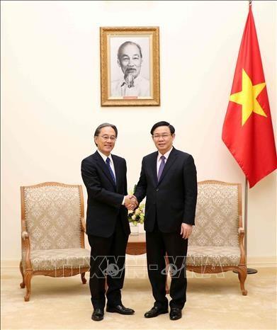 越南政府欢迎日本永旺集团扩大在越经营活动 hinh anh 1