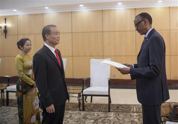 卢旺达总统希望进一步促进与越南的合作 hinh anh 1