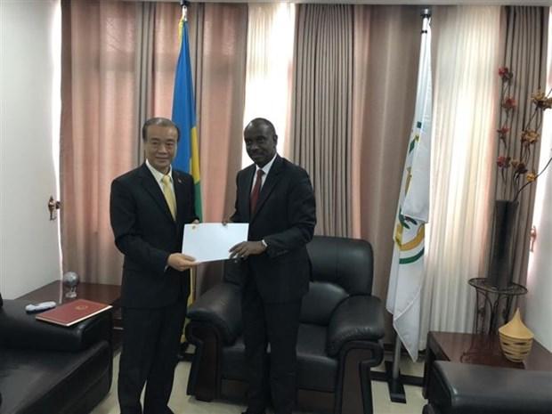 卢旺达总统希望进一步促进与越南的合作 hinh anh 2