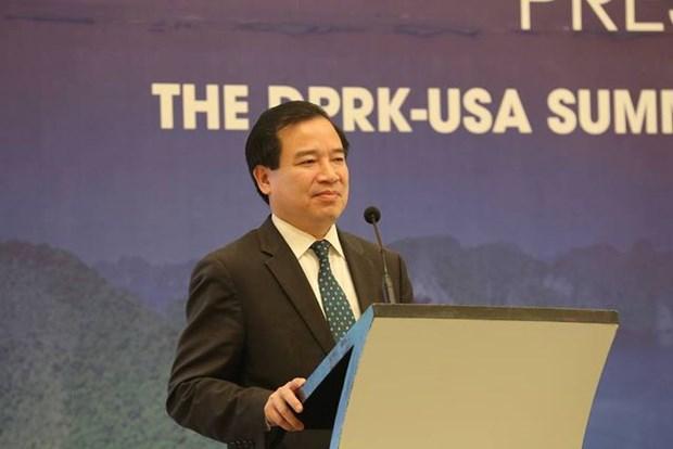 越南趁美朝领导人会晤机会推广旅游形象 hinh anh 2