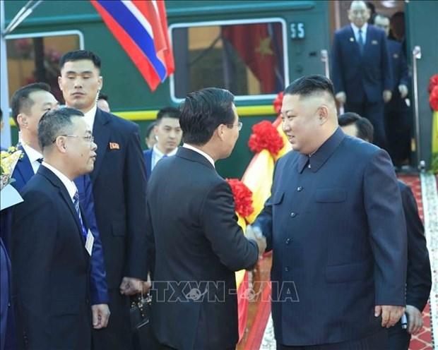 美朝领导人第二次会晤:为树立双方信任铺平道路 hinh anh 1