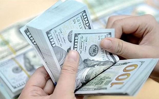2月27日越盾兑美元中心汇率下降2越盾 hinh anh 1