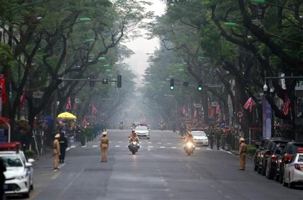 河内市为美朝领导人会晤作出充分准备 hinh anh 1