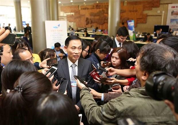 越南外交部副部长黎淮忠:越南努力为地区乃至世界的和平、稳定作出贡献 hinh anh 1