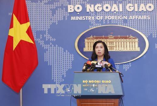 越南外交部发言人黎氏秋姮: 越南具备举办大型国际活动的能力 hinh anh 1