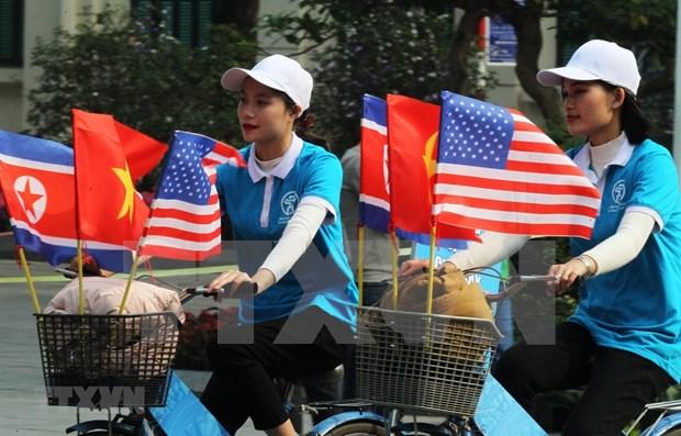 美朝领导人第二次会晤:捷克媒体对越南的贡献和作用给以积极评价 hinh anh 1
