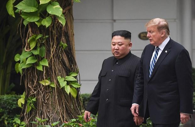 美朝领导人第二次会晤:迈出一小步,也许收获一大步 hinh anh 1