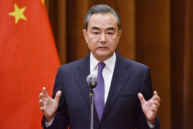 美朝领导人第二次会晤:中国高度评价美国和朝鲜的不懈努力 hinh anh 1