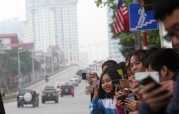 越南已经成功举办美朝领导人第二次会晤 hinh anh 1
