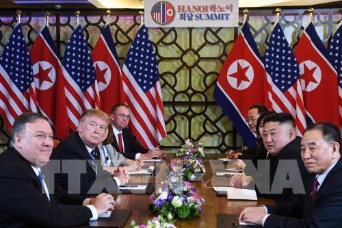 中国专家对美朝领导人第二次会晤作出积极评价 hinh anh 1