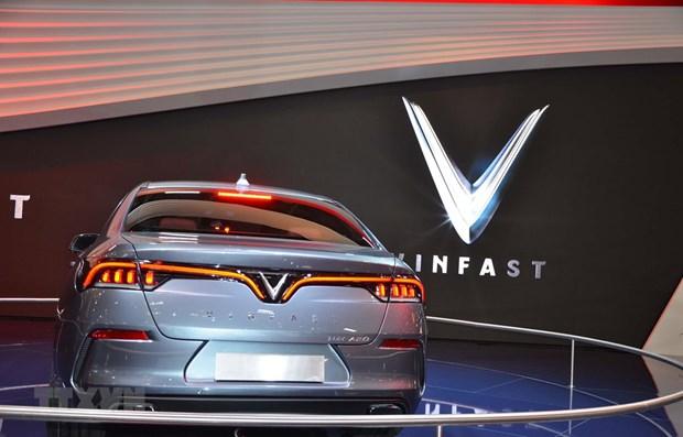 越南汽车品牌VinFast即将在欧洲试运行 hinh anh 1
