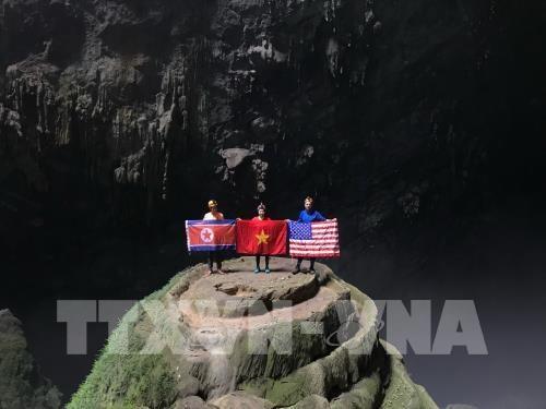 美朝领导人第二次会晤:越南加强在国际媒体上的旅游宣传 hinh anh 1