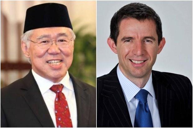 印尼和澳大利亚即将签署全面经济伙伴协定 hinh anh 1