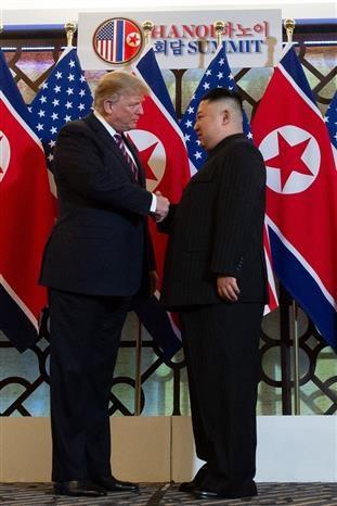 美朝领导人第二次会晤:越南彰显世界外交强国地位 hinh anh 1