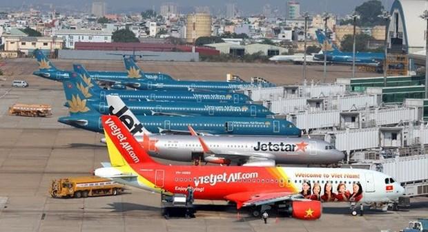 越南努力增加至各主要客源市场的直达航线 hinh anh 1