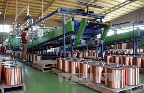 2月份全国工业生产指数大幅下降 hinh anh 1