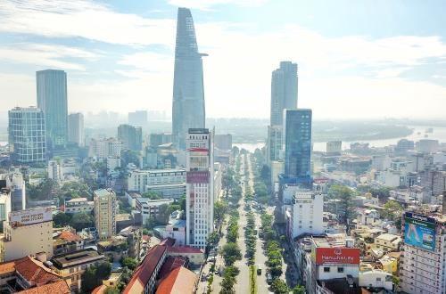 2019年前两月胡志明市吸引外资达10亿多美元 hinh anh 1