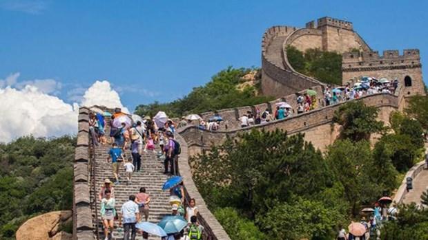 中国文旅部:越南是中国主要客源市场 hinh anh 1