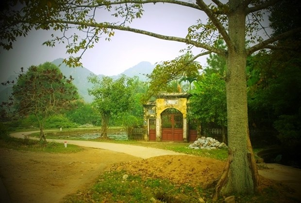 探访历史文化底蕴深厚的越南东山古村 hinh anh 1