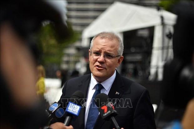 美朝领导人第二次会晤:澳大利亚高度评价促进谈判的努力 hinh anh 1