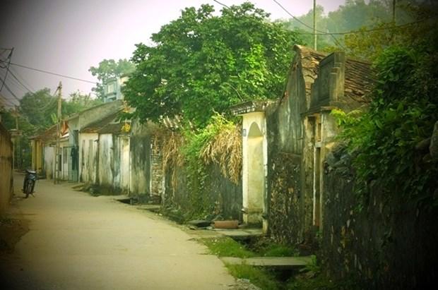 探访历史文化底蕴深厚的越南东山古村 hinh anh 2