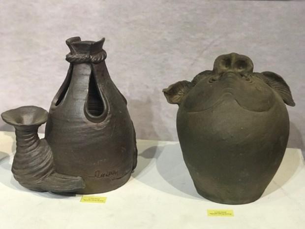 越南陶瓷保护和产业升级 hinh anh 1