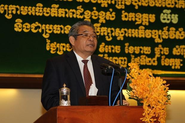柬埔寨欢迎越南投资商赴该国投资 hinh anh 1