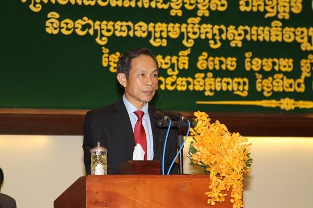 柬埔寨欢迎越南投资商赴该国投资 hinh anh 2