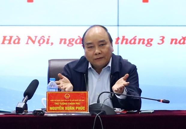 政府总理:各地方领导须对防控非洲猪瘟工作情况承担最终责任 hinh anh 3