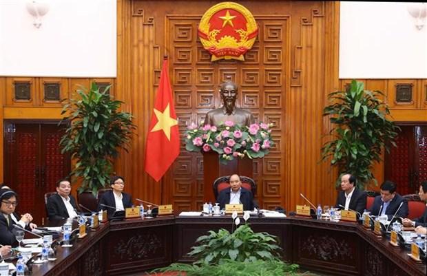越南政府总理阮春福:革新创新中心必须成为多个社会成分的创业之地 hinh anh 1