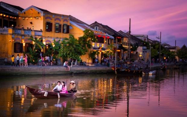 越南的美丽得到大规模宣传推广 hinh anh 1