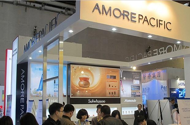 韩国化妆品公司拟扩大在越南业务 hinh anh 1