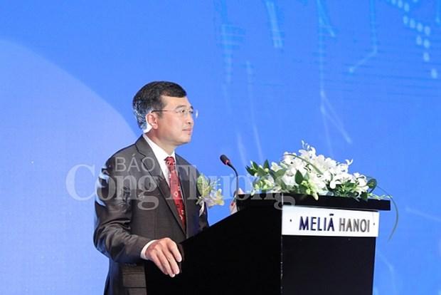 越南加强与欧洲地区各伙伴的对接 hinh anh 2