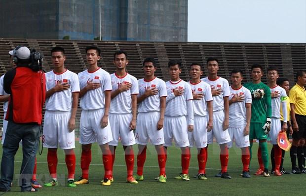 朴恒绪已圈定2020年亚洲U23足球锦标赛集训名单 hinh anh 1