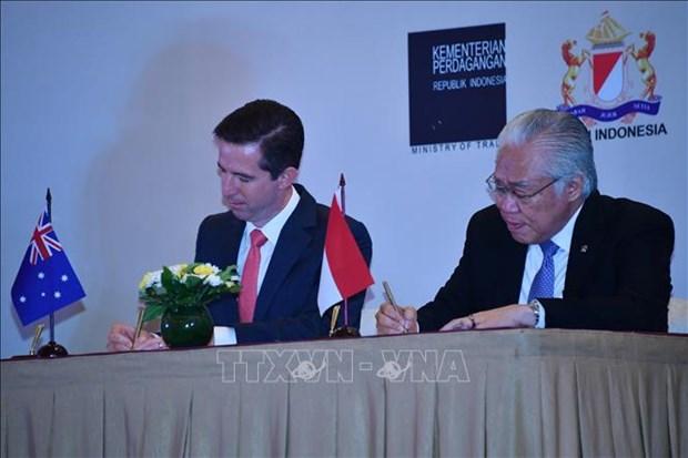 印尼与澳大利亚全面经济伙伴关系协定有望带来巨大变化 hinh anh 1
