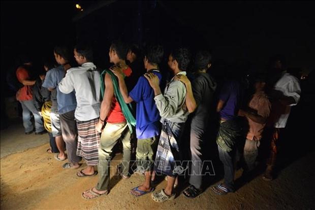 马来西亚严厉打击非法移民 hinh anh 1