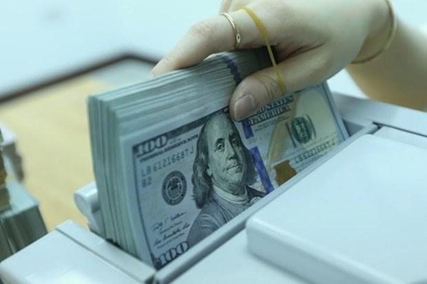 3月6日越盾兑美元中心汇率继续上调 hinh anh 1