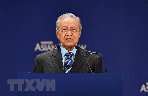 马来西亚总理访问菲律宾 进一步推动双边关系 hinh anh 1