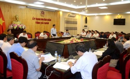 河南省各部门积极配合 为2019年联合国卫塞节做出准备 hinh anh 1