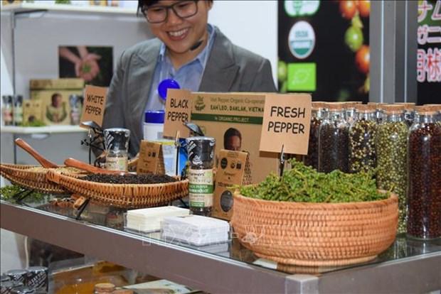 日本国际食品与饮料展:推介越南冷冻农产品的良好机会 hinh anh 2