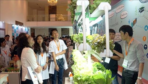 越南国际教育技术装备展览会在胡志明市举行 hinh anh 2