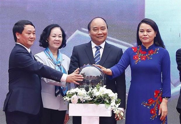 阮春福总理:保护妇女儿童的生命权、健康权和身体权 hinh anh 1