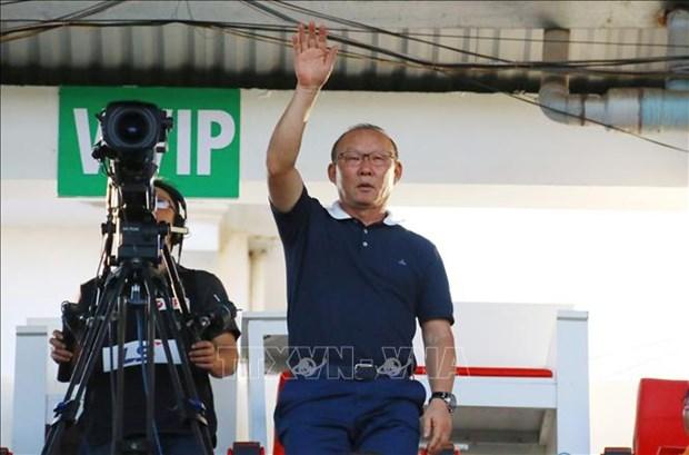 越南U22球队将参加第30届东南亚运动会 hinh anh 1
