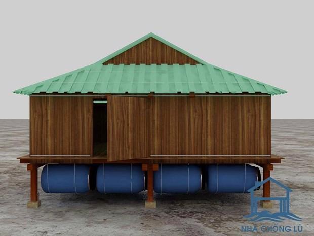 广南:绿色气候基金继续援越建设防台风屋和种植红树林 hinh anh 1