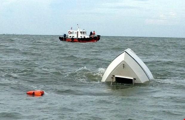 越南渔船被中国船撞沉 hinh anh 1