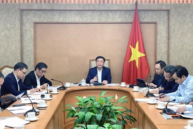 越南政府副总理王廷惠:迅速接触新的商业模式 hinh anh 1