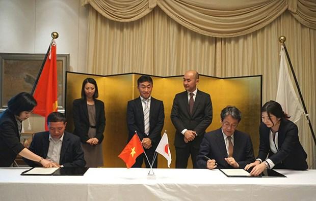 日本向越南8个基层项目提供无偿援助 hinh anh 1