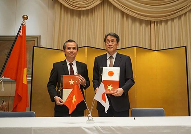 日本向越南8个基层项目提供无偿援助 hinh anh 2