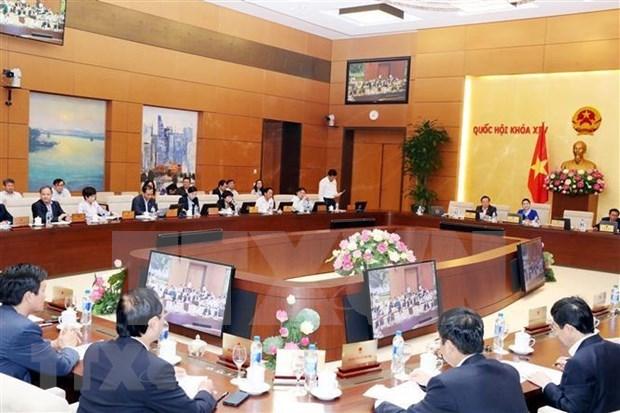 越南第十四届国会常委会第32次会议将于3月11日开幕 hinh anh 1